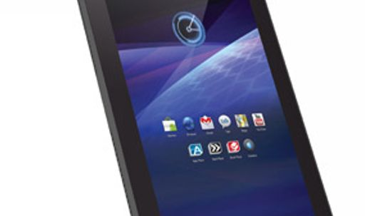 How the Toshiba Tablet Works