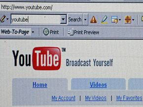 YouTube is one of many wildly popular Google properties.