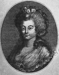 Jeanne de Lamotte Valois, mastermind of the diamond theft