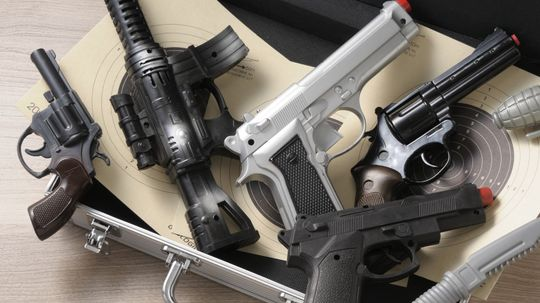 Top 5 Most Popular Guns - and Why