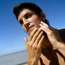 Protect your skin from the sun's harmful ultraviolet rays.