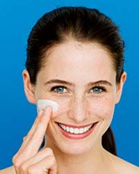 Before you buy face lotion, understand your skin type.