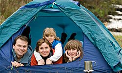 Image Gallery: Camping Don't plan a camping trip until you read our tips! See more camping pictures.