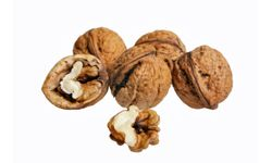 Walnuts are a good source of omega-3 and make a great salad topping or afternoon snack.