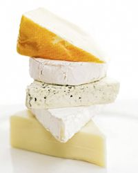 Before you schedule a daily cheese party, remember that all fatty foods (even those with beneficial omega-3) should be eaten in moderation.
