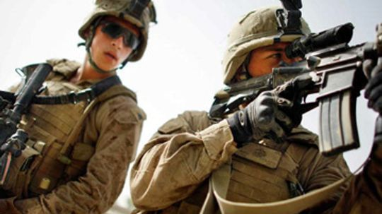 Top 5 Gadgets on the High-tech Soldier
