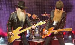 Threading, sugaring, electrolysis? Not for ZZ Top.