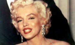 You might spot a sign of Marilyn Monroe if you can afford to stay at this hotel.