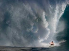 Surfing Image Gallery Where can you catch waves this big? See more surfing pictures.