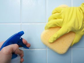 Rubber gloves protect the skin from exposure to harsh cleansers and provide a barrier to germs. What more do you need?