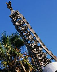 Meet me at the corner of Hollywood and Vine -- so we can go somewhere else more interesting.