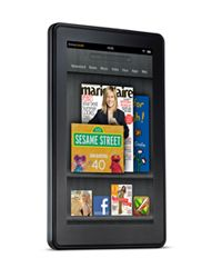 Could Amazon follow up the Kindle Fire tablet with its own branded smartphone?