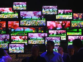 TVs just may be the most popular appliance in the world.
