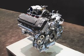 The 2004 Lincoln LS V8 engine is a Dual Overhead Cam (DOHC) design.
