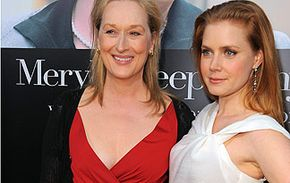 """Meryl Streep and Amy Adams stared in the hunger-inducing """"Julie and Julia."""""""