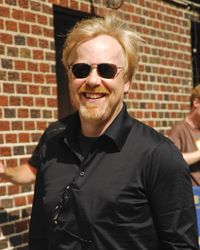 """Adam Savage is but one half of the popular """"Mythbusters"""" team."""