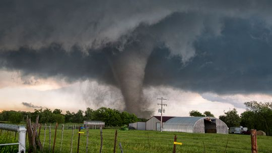 Infrasound Can Detect Tornadoes an Hour Before They Form