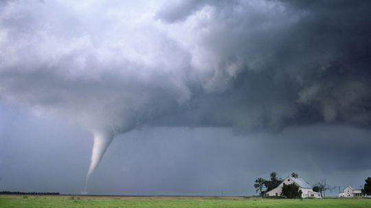How Tornadoes Work