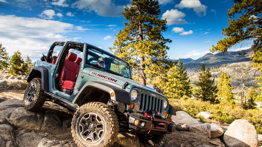 Why is torque important in off-roading?