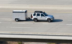 Towing monitoring systems give you information about the trailer behind your vehicle. See more truck pictures.