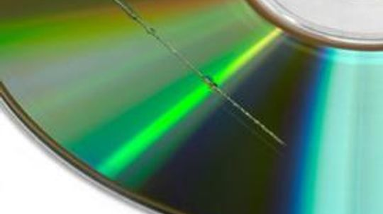 How to Repair Scratches on a CD