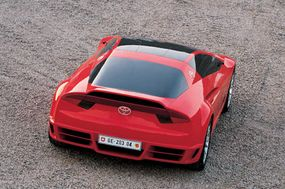 The first high-performance hybrid means business; the Volta can go from 0-60 mph in a mere 4 seconds.