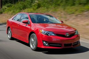 The Toyota Entune system will be available for purchase on several 2012 Toyota models, including the popular Camry.