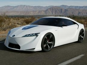 The Toyota FT-HS