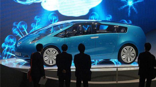 How the Toyota Hybrid X Works