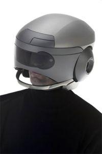 Mixed Reality helmet