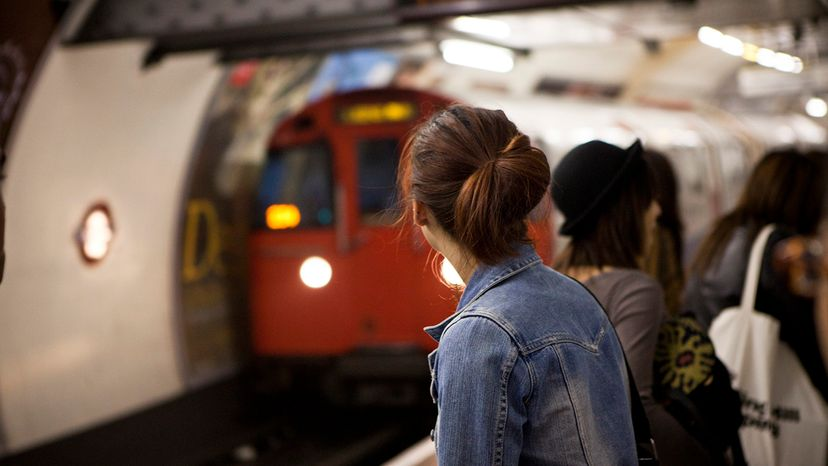 london underground, metro, subway