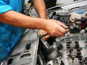 Where you place your transmission cooler will affect the efficiency of the cooling, so choosing the right spot is important.
