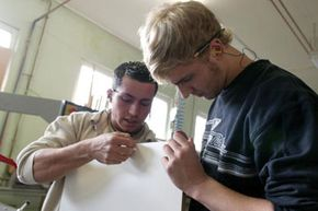 In Germany, vocational training is largely the responsibility of employers, rather than technical colleges.