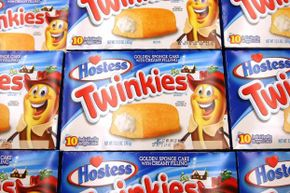 The Twinkie recipe: even more sought-after as its maker filed for bankruptcy.