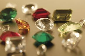 No matter where they originated, the stones that represent each individual month have special meaning to many who wear birthstone jewelry. See pictures of diamonds.