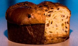 Panettone: It's as nutty as a fruitcake, but a whole lot lighter.