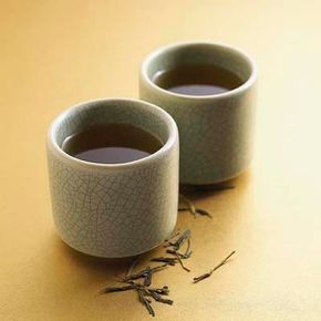 Herbal tea is one common form of delivering                              therapeutic ingredients into the body.