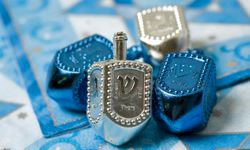 Dreidels are a big part of Hannukah, one of the many holidays celebrated at the end of the year.