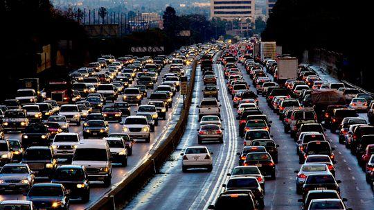 Traffic Hotspots Cost U.S. Drivers Billions, Study Shows