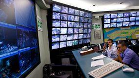 traffic control center New York