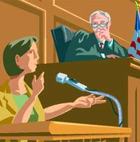 If there were any witnesses to your traffic incident, you may want to ask them to testify in court.