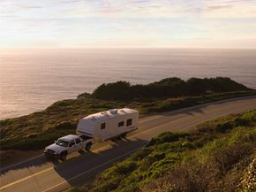 Travel trailers help us bring the comforts of home into rugged Mother Nature.