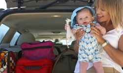 Image Gallery: Parenting Some babies travel well; others get fussy or cry when it's least convenient for the parents. See pictures of parenting.