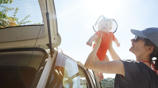 10 Tips for Traveling with Infants
