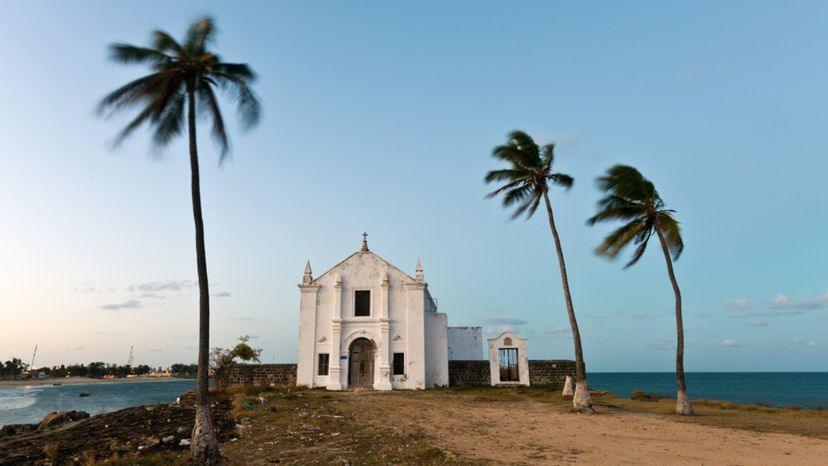 Chapel of Santo Antonio