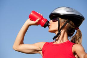 Fluids help keep your body cool and free from overheating.