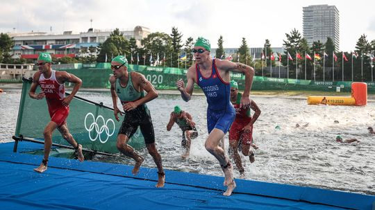 What Are the Various Triathlon Distances?