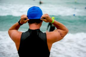 Do you have what it takes to complete the ultimate triathlon?