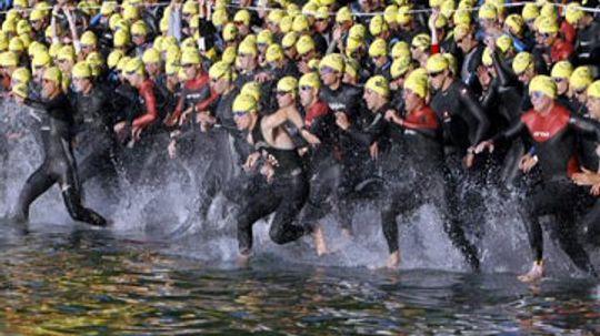 How Triathlon Rules Work