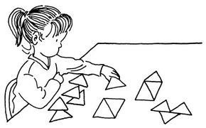 Create interesting triangle designs.